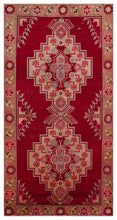 Load image into Gallery viewer, Vintage Turkish Rug, GA33431