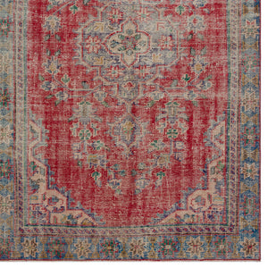 Vintage Turkish Rug, GA33452