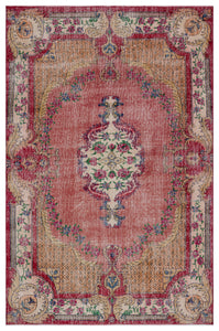 Vintage Turkish Rug, GA33476