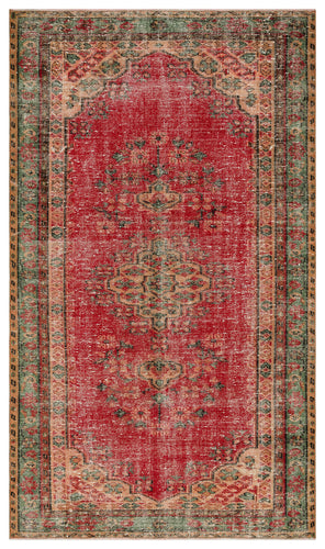Vintage Turkish Rug, GA34301