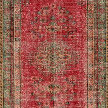 Load image into Gallery viewer, Vintage Turkish Rug, GA34301