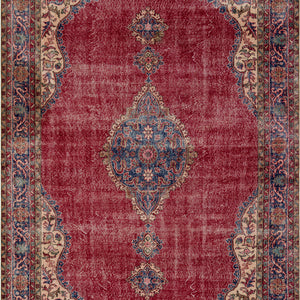 Vintage Turkish Rug, GA34443