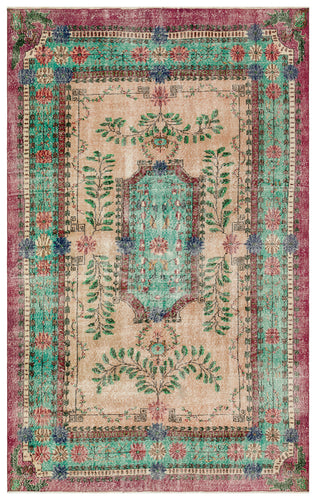 Vintage Turkish Rug, GA34704