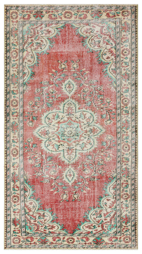 Vintage Turkish Rug, GA34710