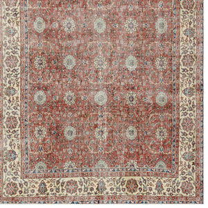 Vintage Turkish Rug, GA34733