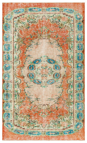 Vintage Turkish Rug, GA34849