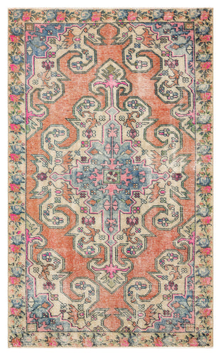 Vintage Turkish Rug, GA34912