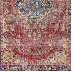 Vintage Turkish Rug, GA35095
