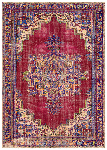 Vintage Turkish Rug, GA35934