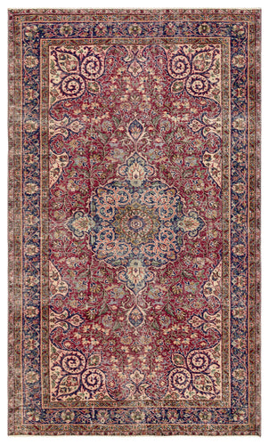 Vintage Turkish Rug, GA35973