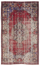 Load image into Gallery viewer, Vintage Turkish Rug, GA7668