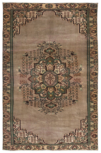 Vintage Turkish Rug, GA9729