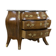 Load image into Gallery viewer, Bombay Style Marble Top Commode, G006