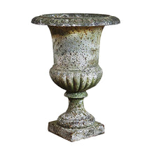 Load image into Gallery viewer, European Cast Iron Garden Urns, G016