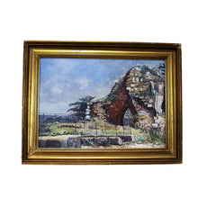 Load image into Gallery viewer, Framed and Signed Oil on Canvas Landscape, G020