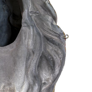 French Butcher's Shop Metal Horse Head, G021