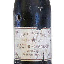 Load image into Gallery viewer, Moet and Chandon Champagne Advert Bottle, G048