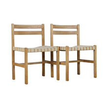 Load image into Gallery viewer, Danish Mid-Century Basket Chairs, S/4, G055