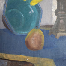 Load image into Gallery viewer, Oil on Canvas by Yngve Berg, dated 1939, G115