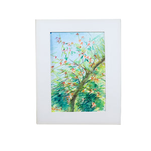 John Ivar Berg (1916-2003) Watercolor, Set of 19, G121