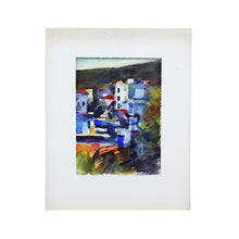 Load image into Gallery viewer, John Ivar Berg (1916-2003) Watercolor, Set of 19, G121