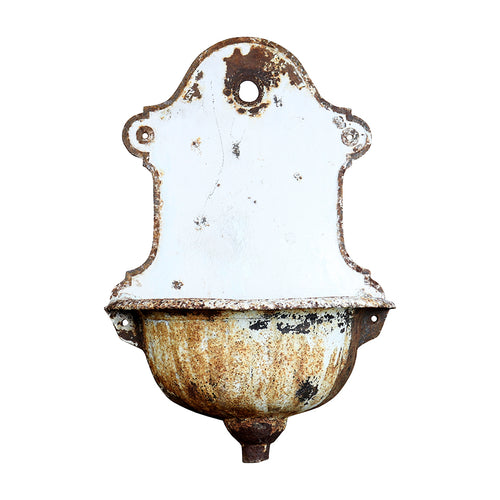 Decorative Cast Iron Wall Fountain, G130