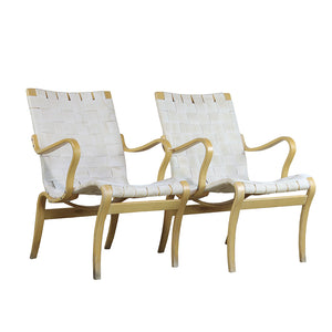 """My"" chair by Bruno Mathsson, Pair, G163"
