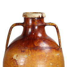 Load image into Gallery viewer, Copy of Italian 'Faience' Olive Jar, G165