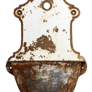 Decorative Cast Iron Wall Fountain, G167
