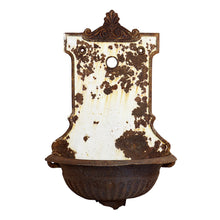 Load image into Gallery viewer, Decorative Cast Iron Wall Fountain, G170