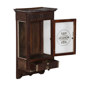 Indian Wall Cabinet, G349