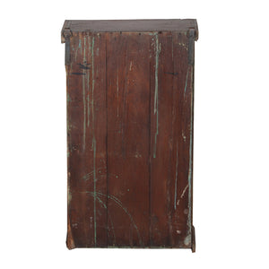 Indian Wall Cabinet, G374
