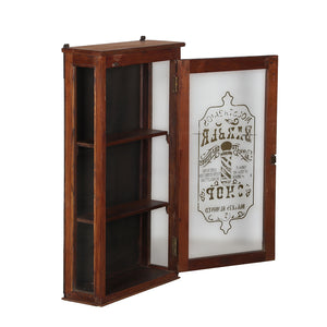 Indian Wall Cabinet, G395