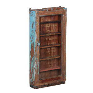 Indian Wall Cabinet, G399