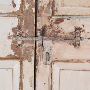 Wooden Door, Pair, G400