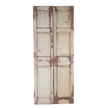 Load image into Gallery viewer, Wooden Door, Pair, G400