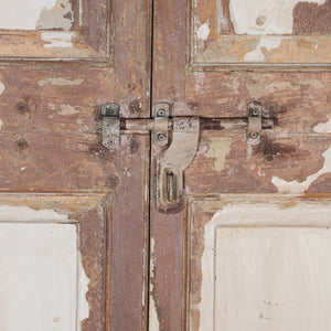 Wooden Door, Pair, G404