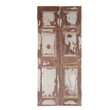 Load image into Gallery viewer, Wooden Door, Pair, G404