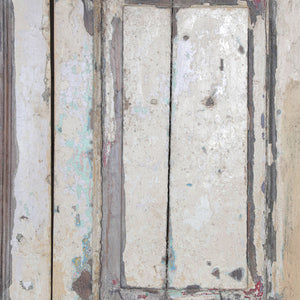 Wooden Door, Pair, G407