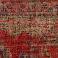 Load image into Gallery viewer, Turkish Vintage Rug Bench, Square, Gun Metal GA153-indBE046