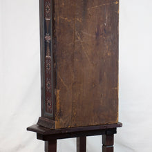 Load image into Gallery viewer, Folk Art Swedish Corner Cabinet, G019