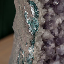 Load image into Gallery viewer, Amethyst Druze as Found, G239