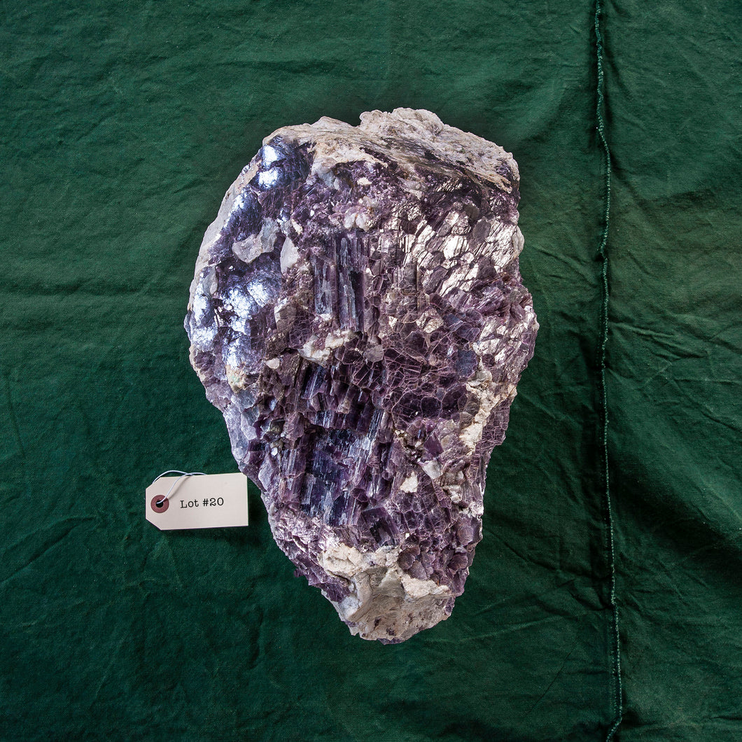 Grape Lepidolite, G245