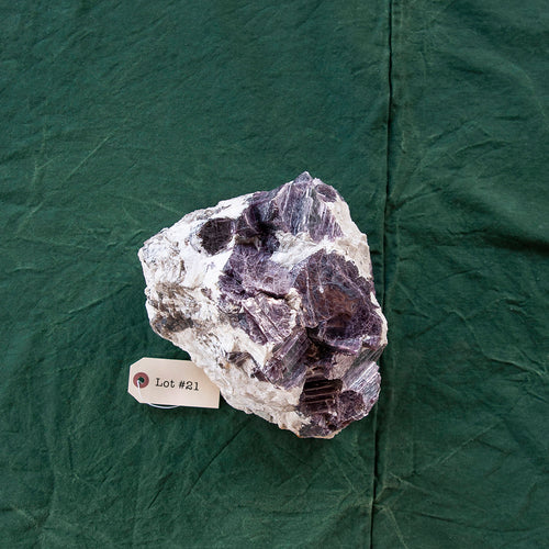 Grape Lepidolite, G246