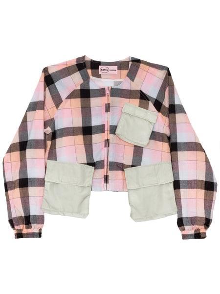 Baby Chan Multi-Poket Jacket