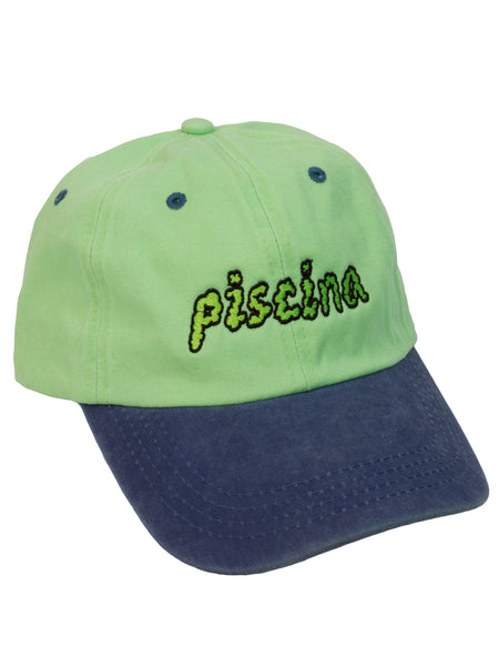 Green Smokey Logo Cap