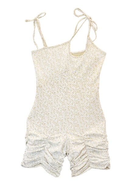 Cheesecloth Jumpsuit