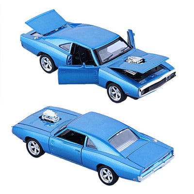 Dodge Charger Diecast Metal Model Car
