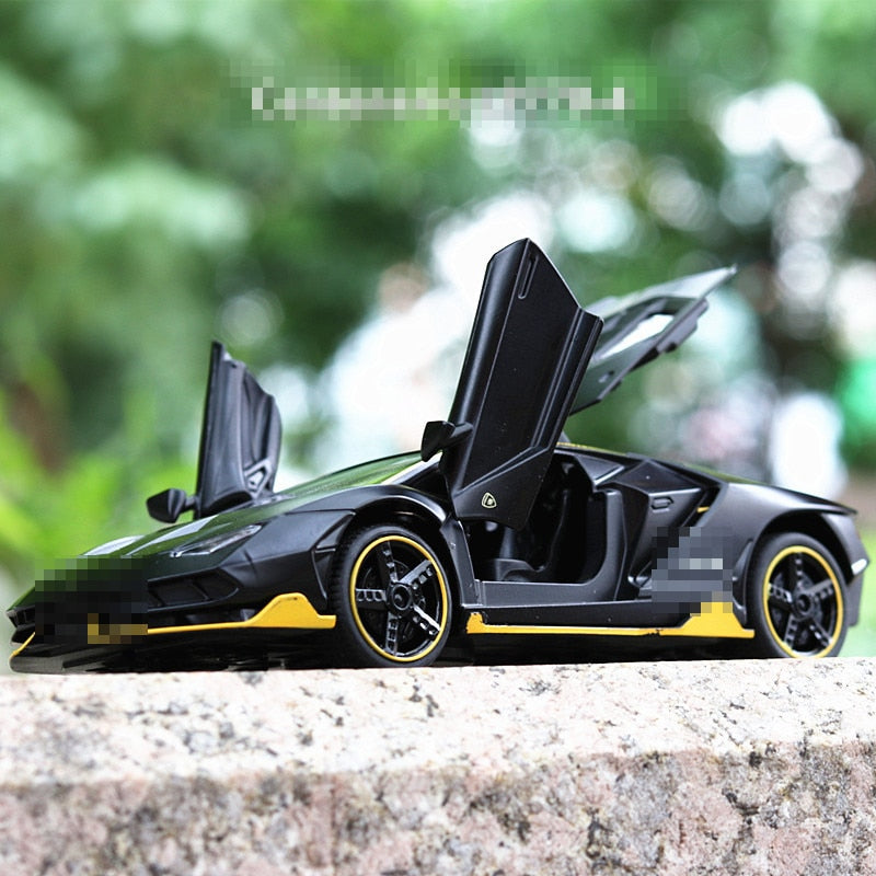 Lamborghini Centenario Model Sports Car