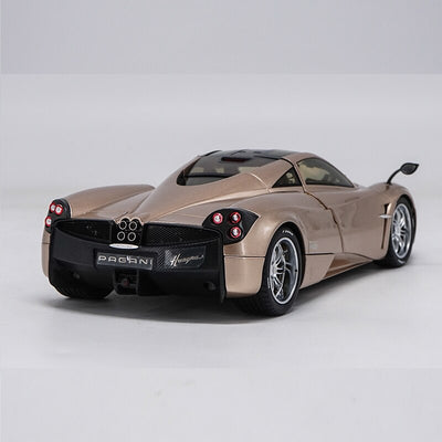 1:18 Scale Diecast Pagani Huayra Model With Original Box